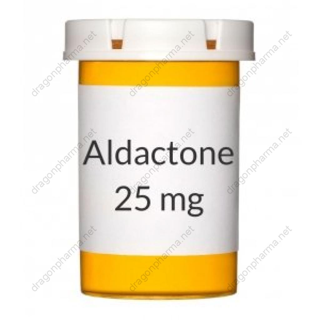 ALDACTONE 25 MG (Generic) for Sale
