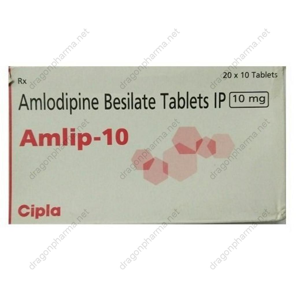 Amlip 10 mg (Cipla) for Sale
