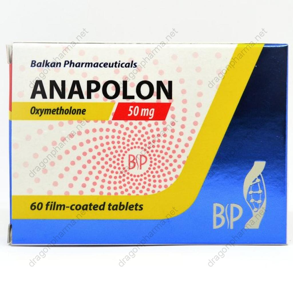 Anapolon (Balkan Pharmaceuticals) for Sale
