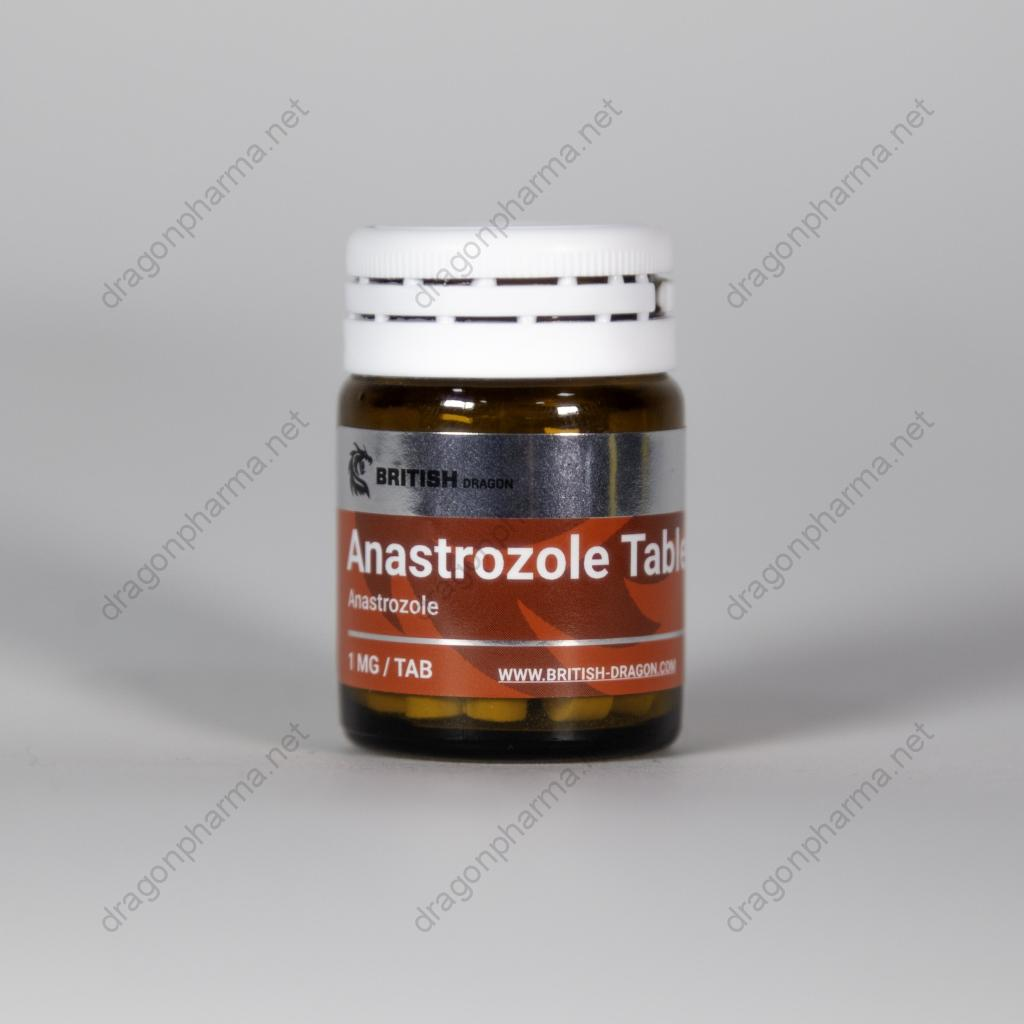 ANASTROZOLE TABLETS (British Dragon Pharma) for Sale