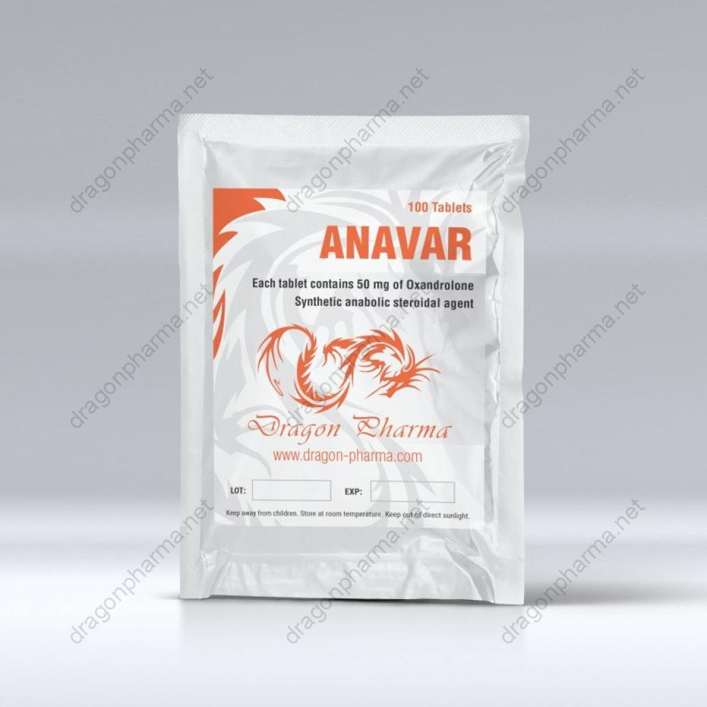 ANAVAR 50 (Oral Anabolic Steroids) for Sale