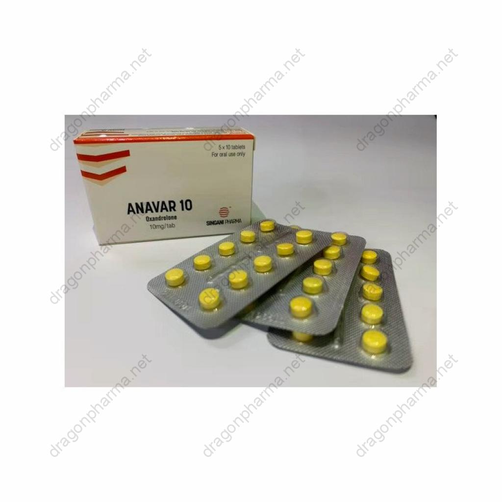 ANAVAR 10 (Singani Pharma) for Sale