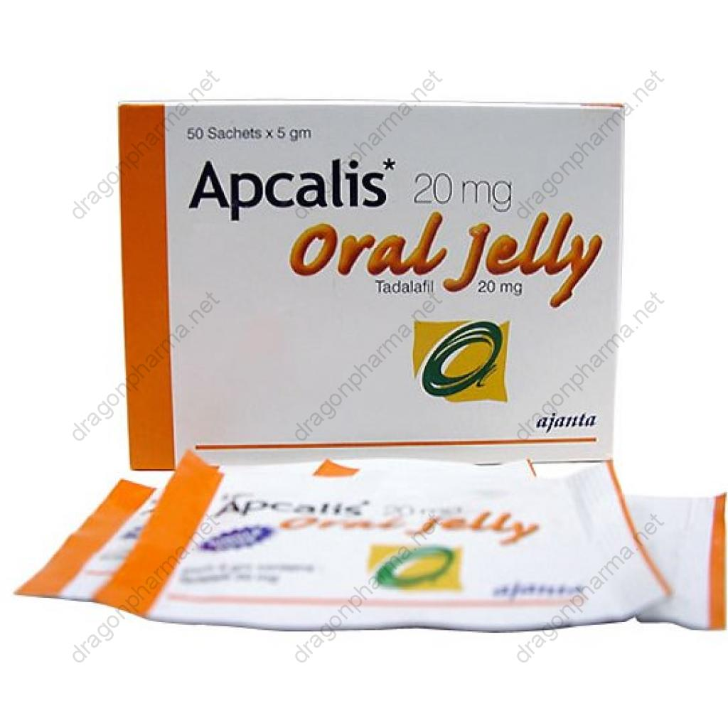 APCALIS ORAL JELLY (Ajanta Pharma) for Sale