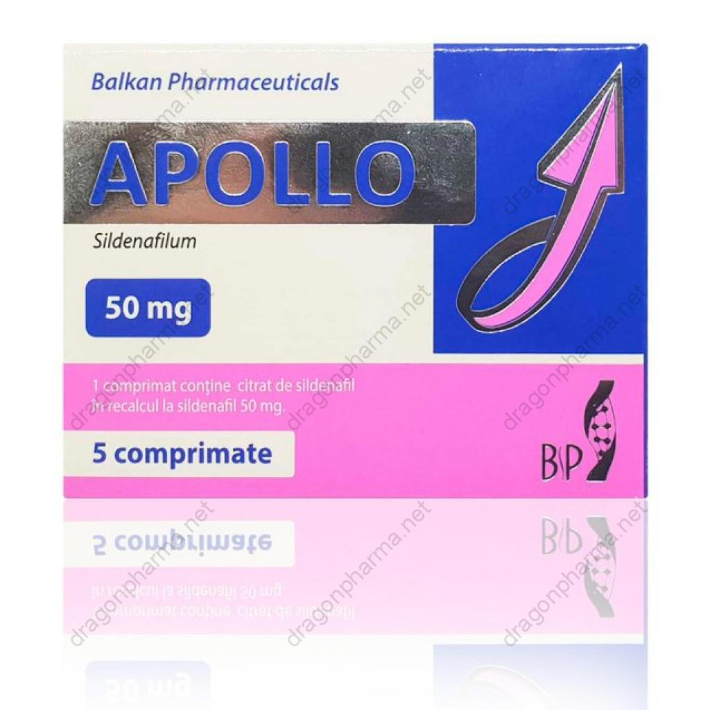 Apollo 50 (Balkan Pharmaceuticals) for Sale