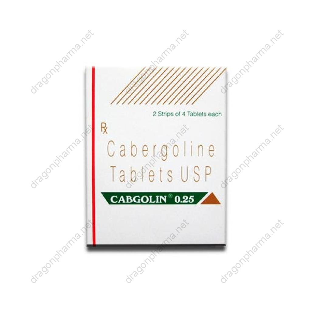 CABGOLIN 0.25 (Sun Pharma) for Sale