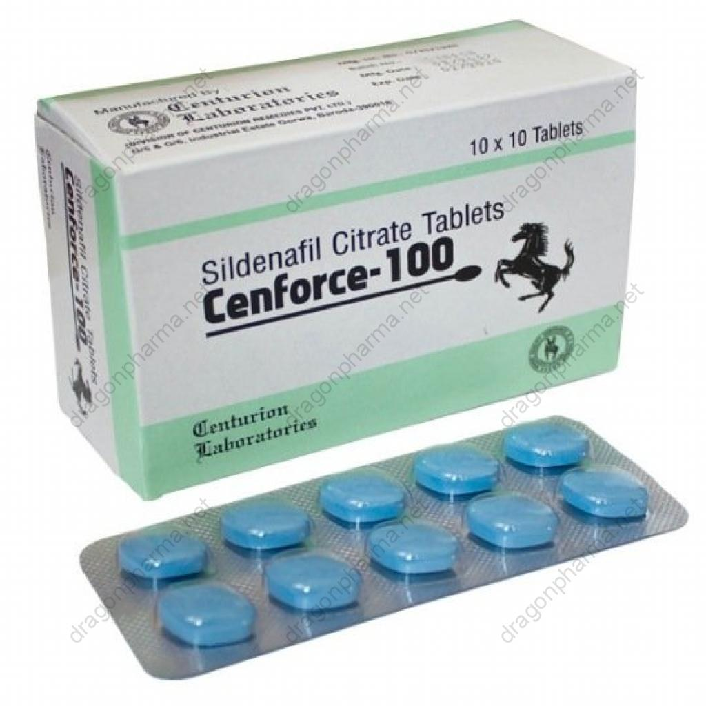 CENFORCE-100 (Sexual Health) for Sale