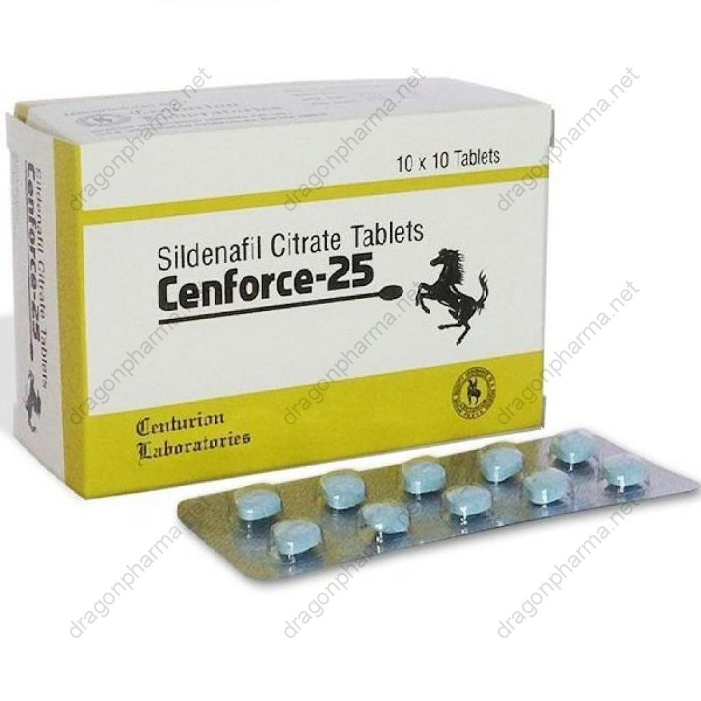 CENFORCE-25 (Sexual Health) for Sale