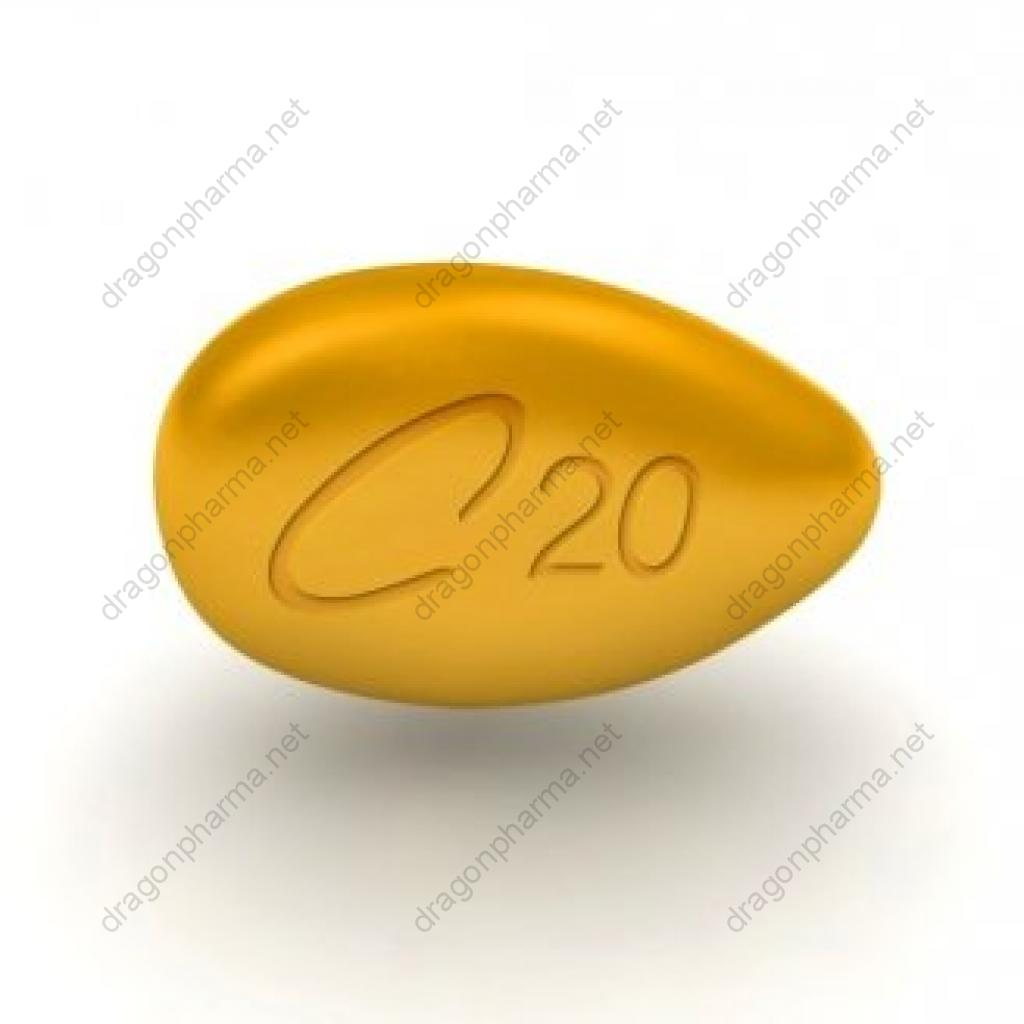 CIALIS 20 MG (Generic) for Sale