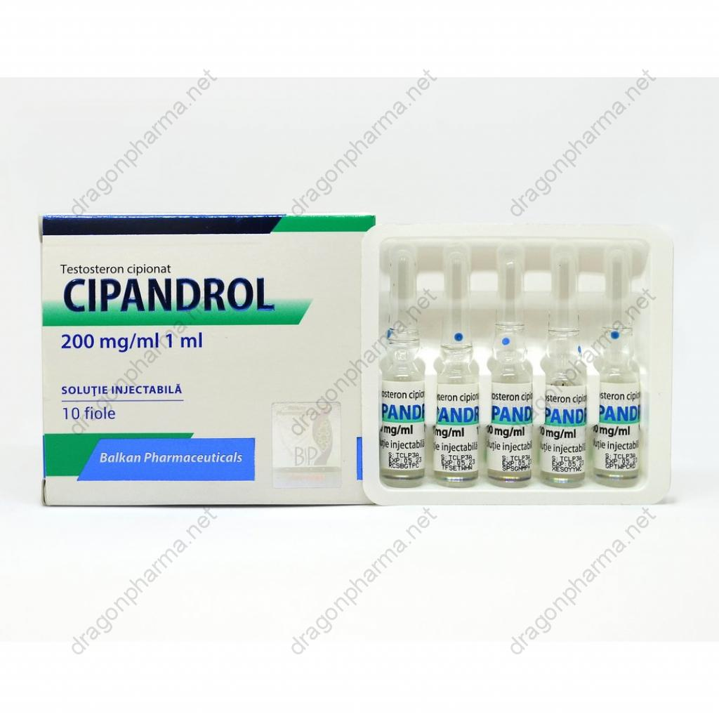 CIPANDROL (Balkan Pharmaceuticals) for Sale