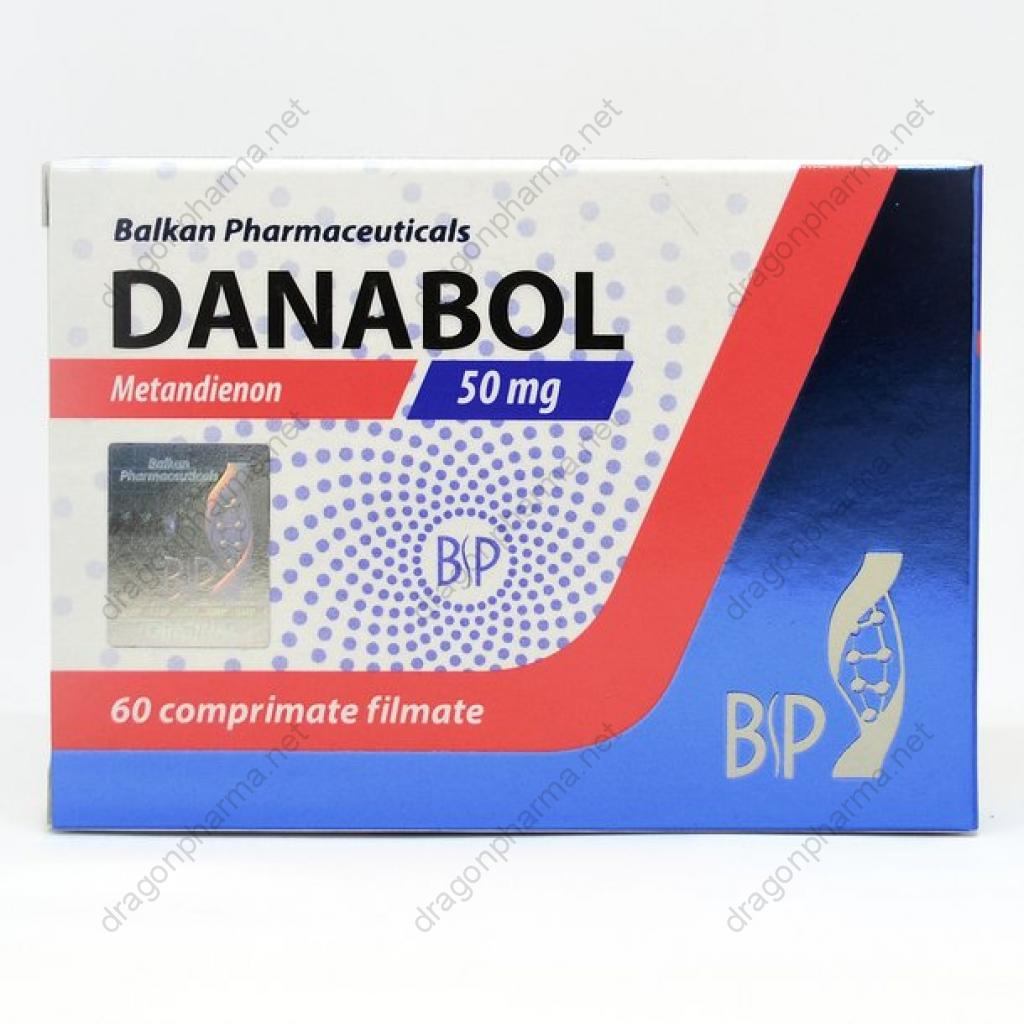 Danabol 50 (Balkan Pharmaceuticals) for Sale