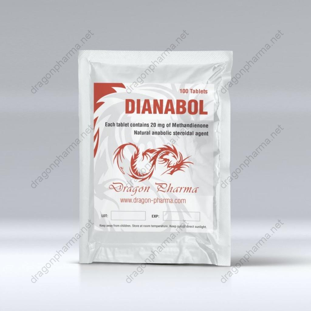 DIANABOL 20 (Oral Anabolic Steroids) for Sale