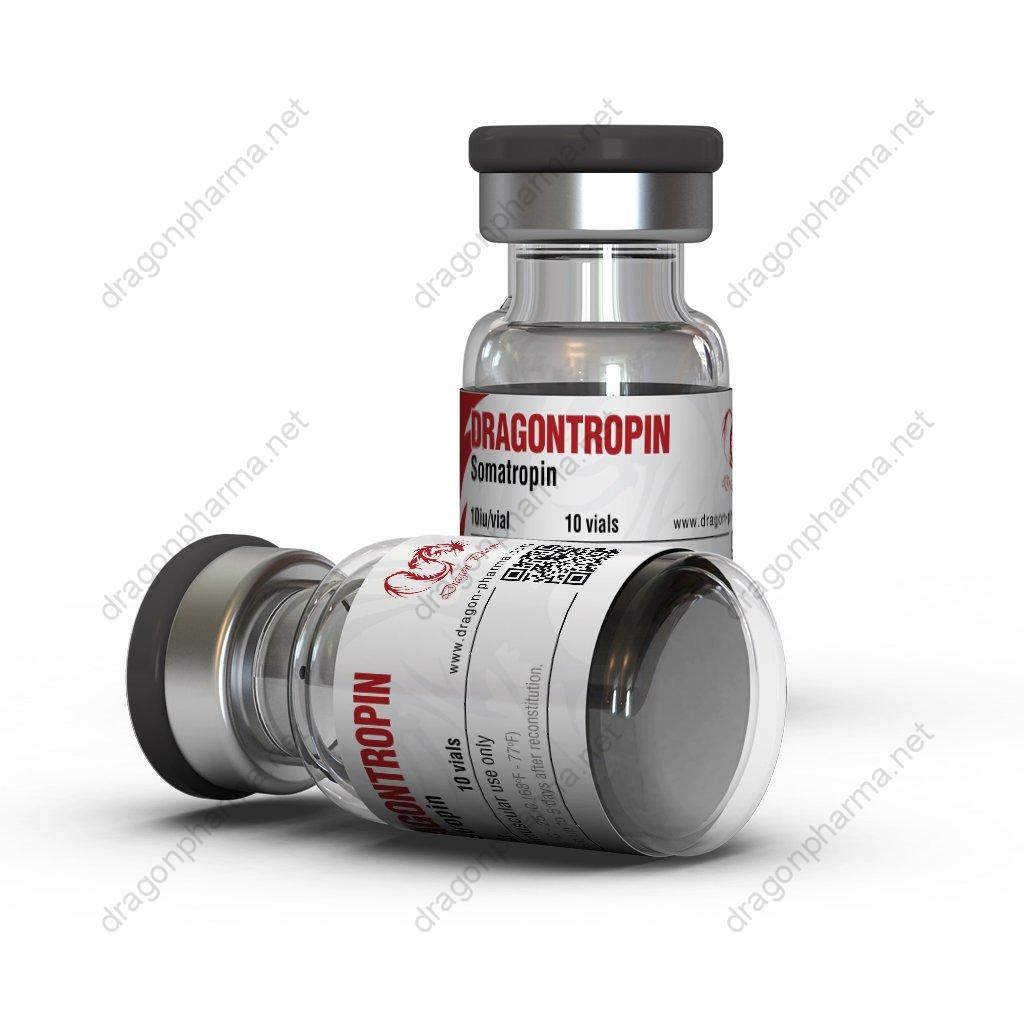 DRAGONTROPIN 10 IU (Peptides (hCG / rhGH / IGF-1)) for Sale