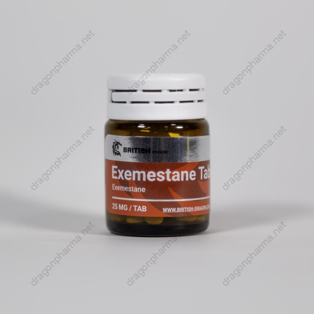 EXEMESTANE TABLETS (British Dragon Pharma) for Sale