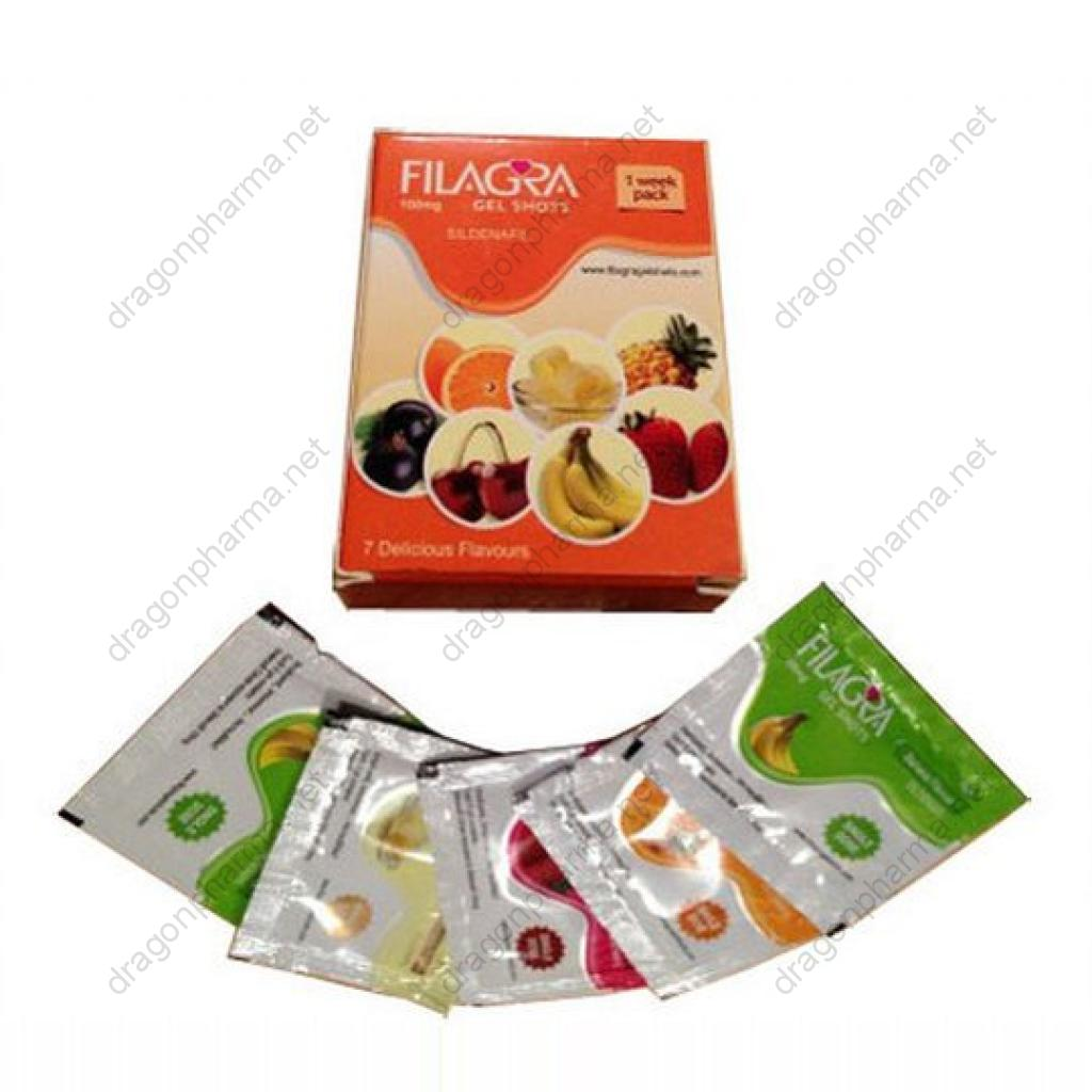 FILAGRA ORAL JELLY (Sexual Health) for Sale