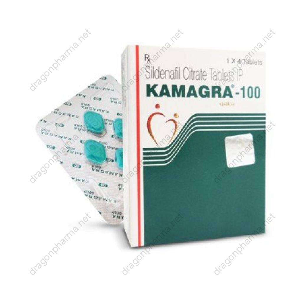 KAMAGRA 100 (Ajanta Pharma) for Sale