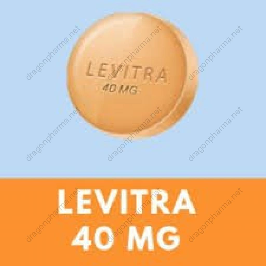 LEVITRA 40 MG (Generic) for Sale