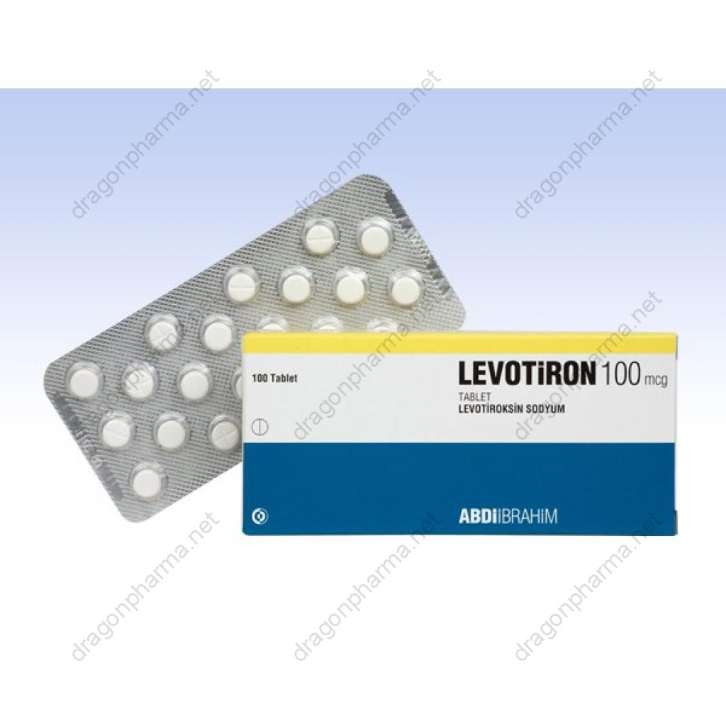 Levotiron 100mcg (Abdi Ibrahim) for Sale