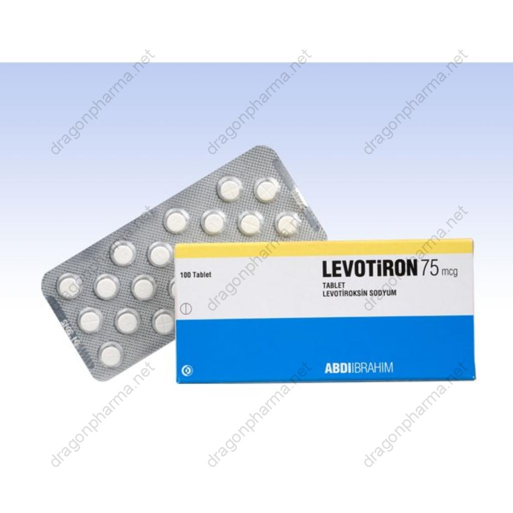 Levotiron 75mcg (Abdi Ibrahim) for Sale