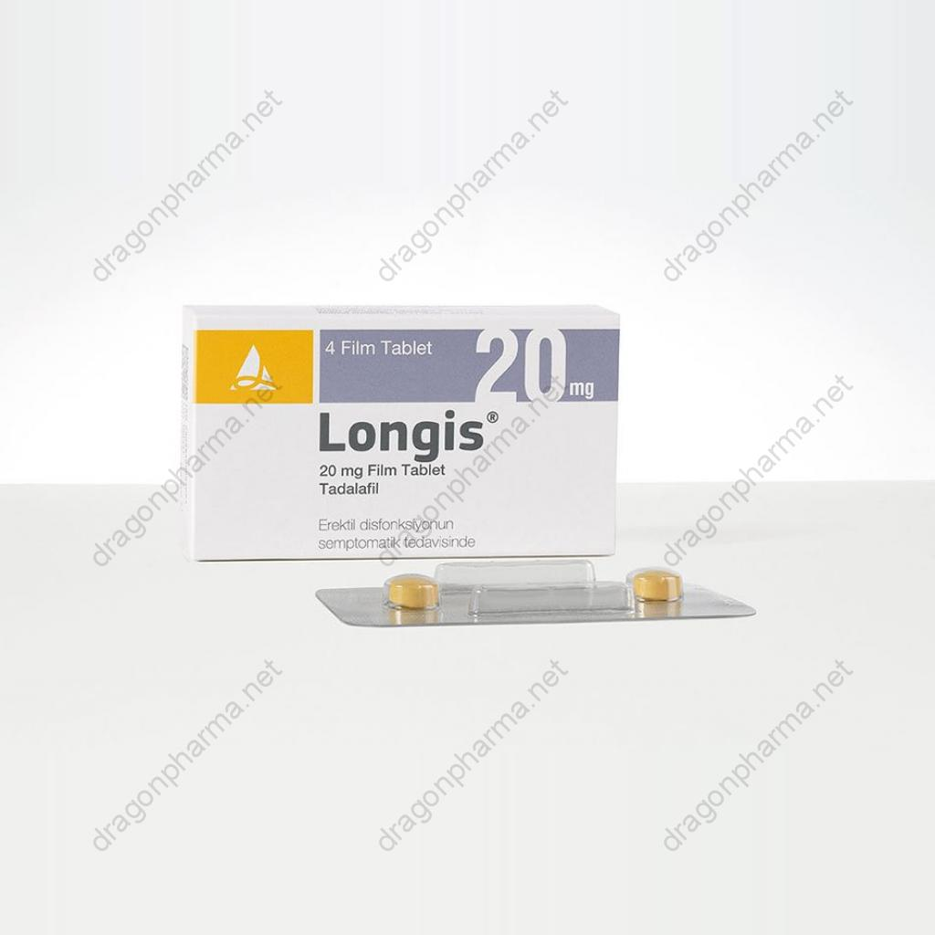 LONGIS 20 MG (Sexual Health) for Sale