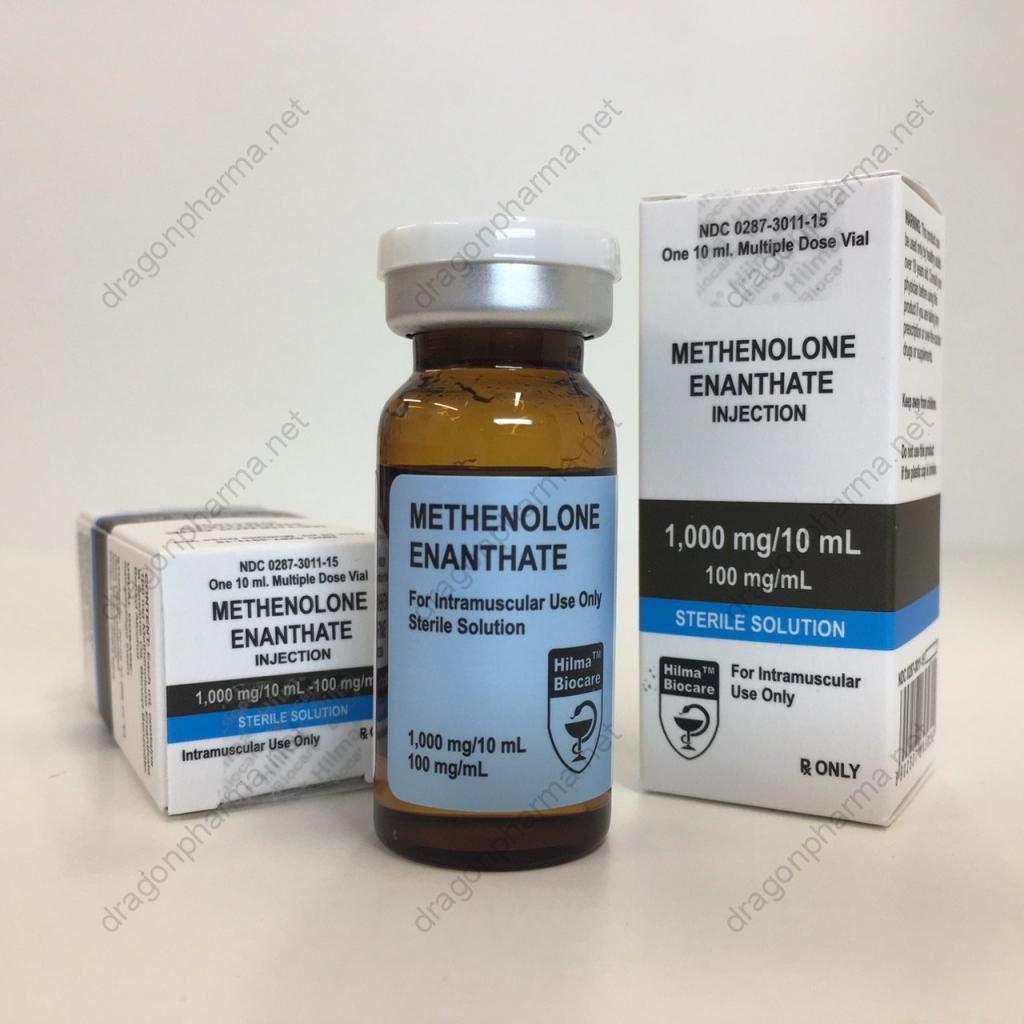 METHENOLONE ENANTHATE (Hilma Biocare) for Sale