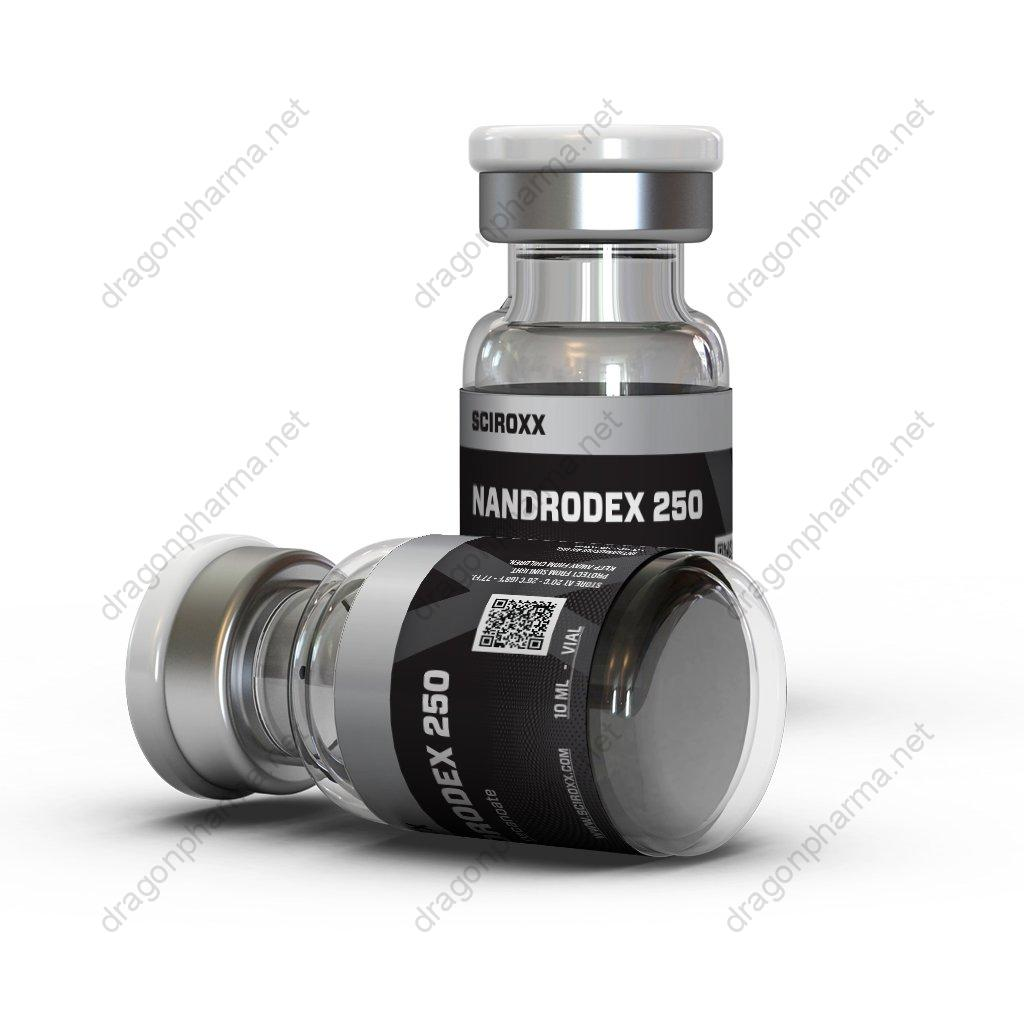 NANDRODEX 250 (Sciroxx) for Sale