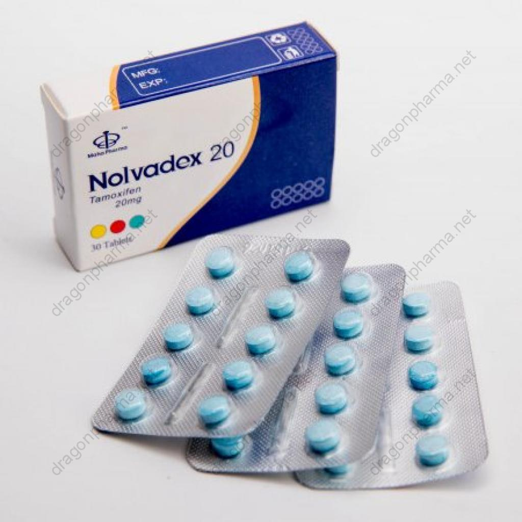 NOLVADEX 20 (Maha Pharma) for Sale