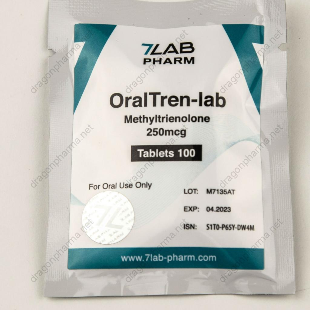 ORALTREN-LAB (7Lab Pharm) for Sale
