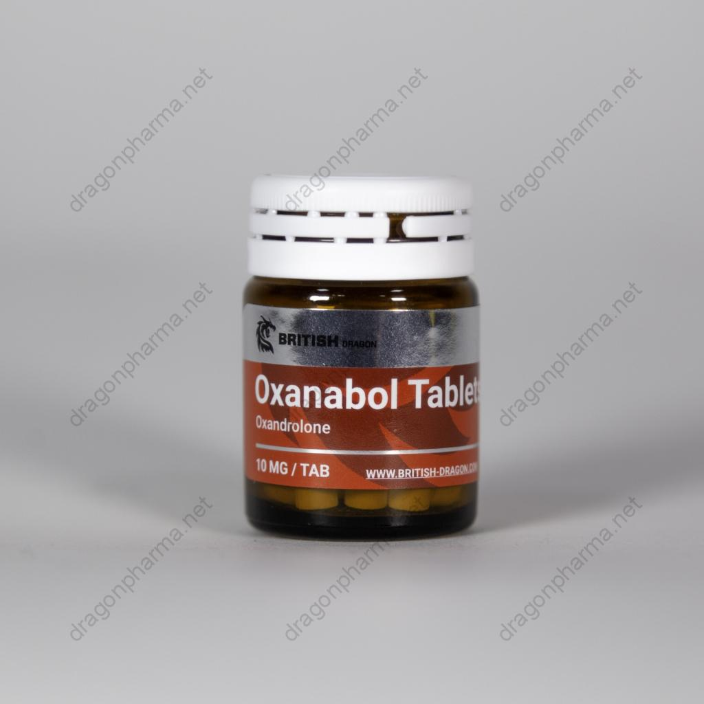 OXANABOL TABLETS (British Dragon Pharma) for Sale