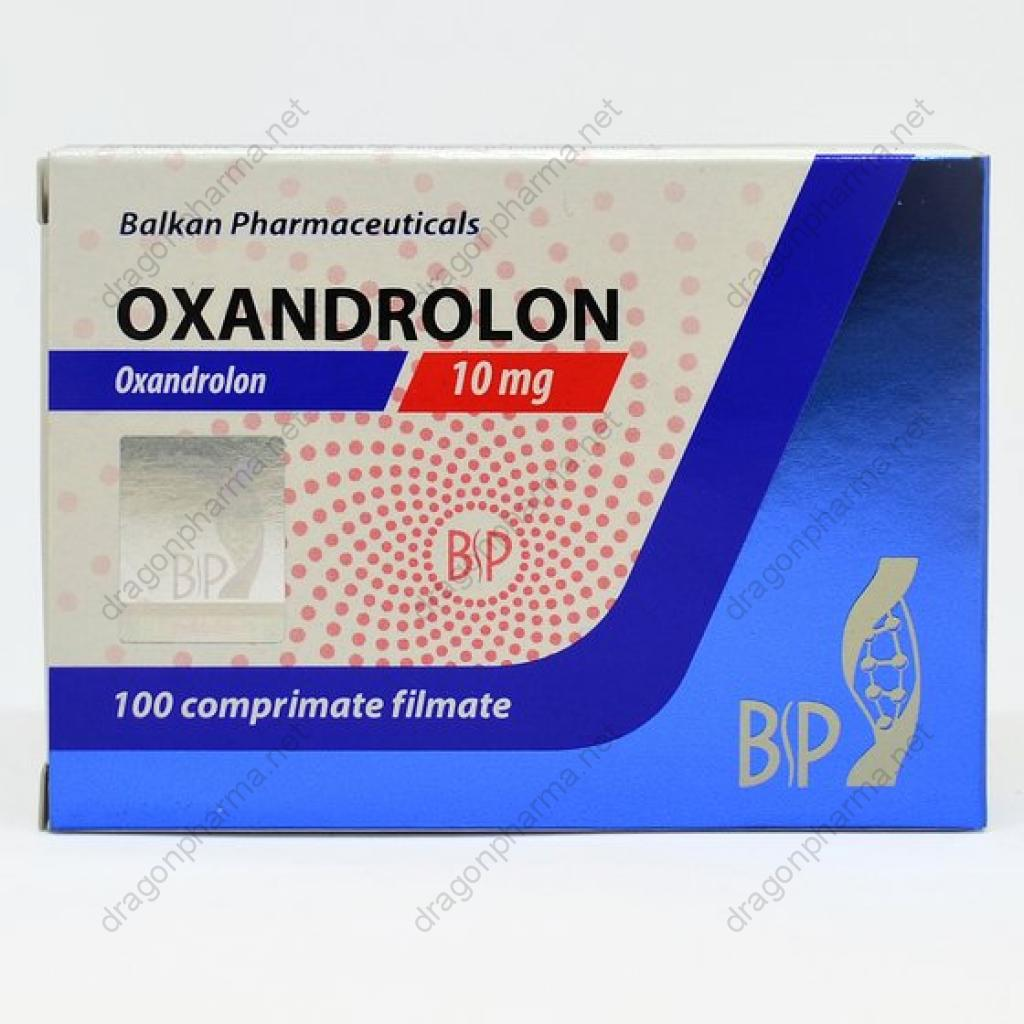 Oxandrolon (Balkan Pharmaceuticals) for Sale