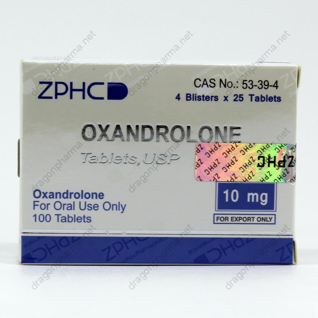 OXANDROLONE (ZPHC (Domestic)) for Sale
