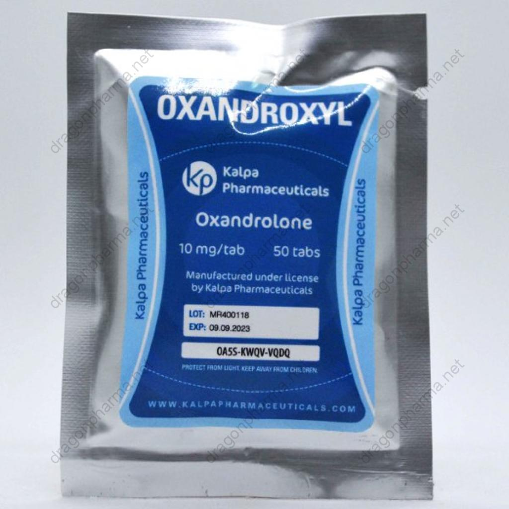 OXANDROXYL 10 (Kalpa Pharmaceuticals) for Sale