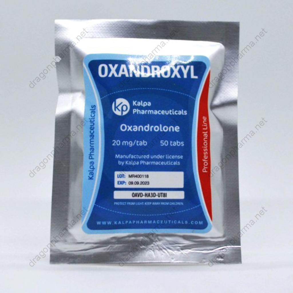 OXANDROXYL 20 (Kalpa Pharmaceuticals) for Sale