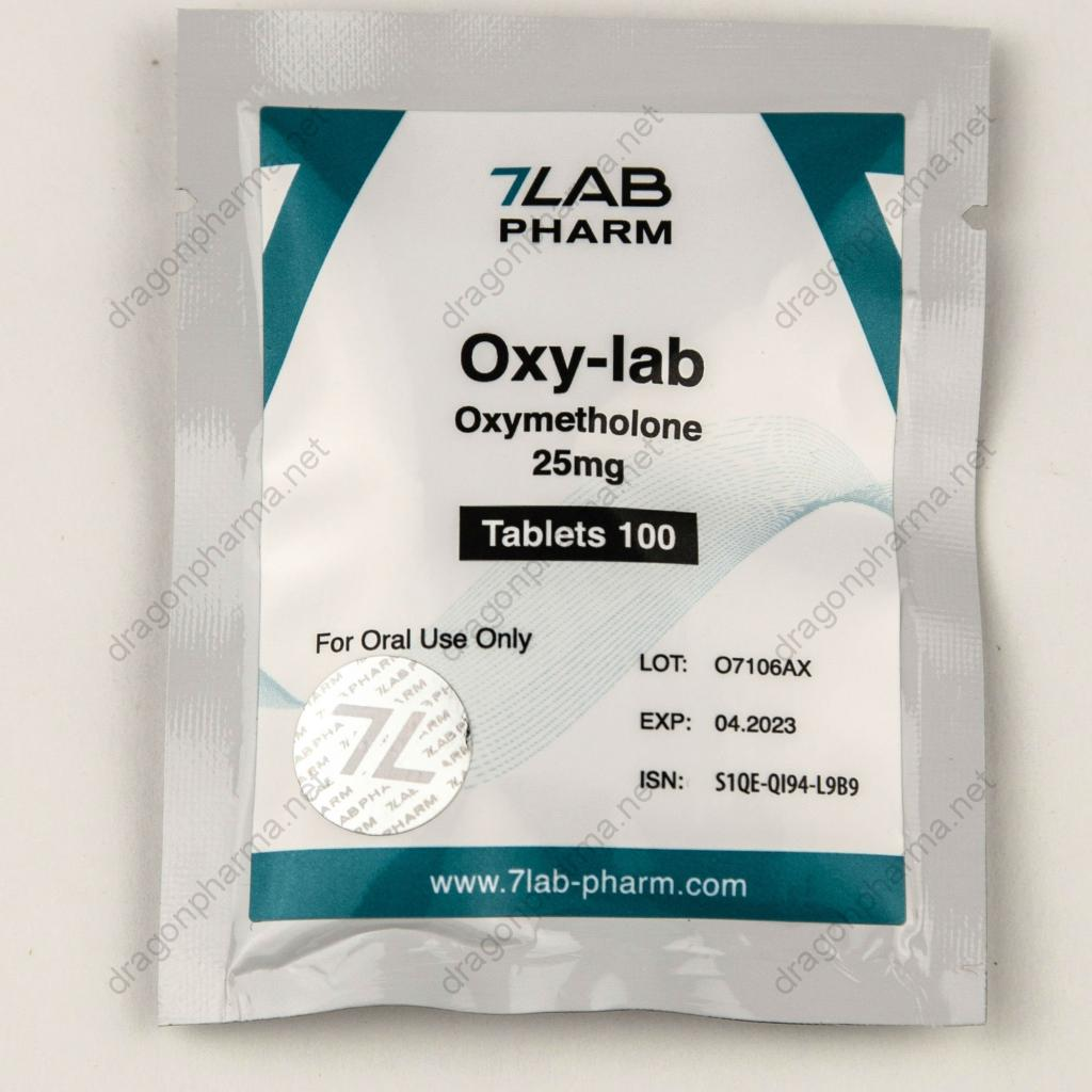 OXY-LAB (7Lab Pharm) for Sale