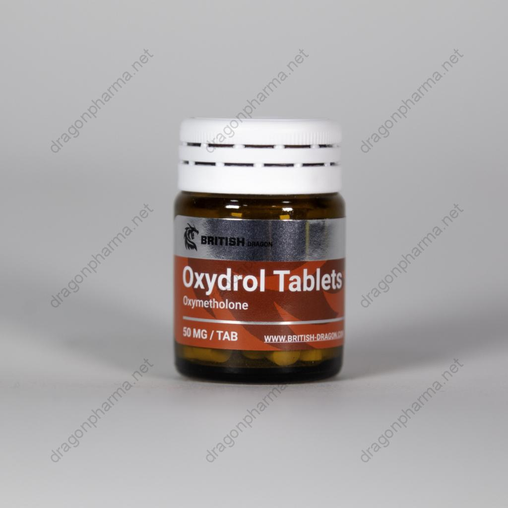OXYDROL TABLETS (British Dragon Pharma) for Sale
