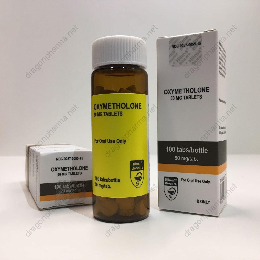OXYMETHOLONE (Hilma Biocare) for Sale