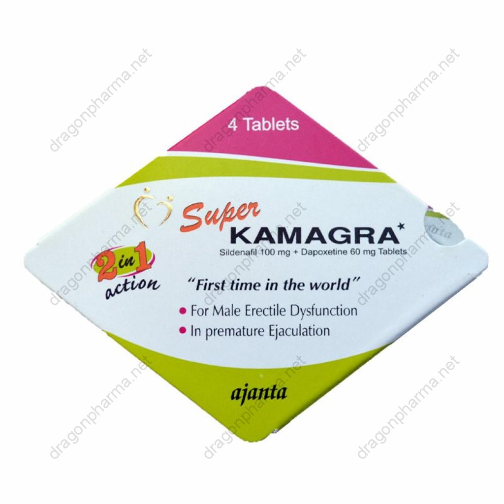 SUPER KAMAGRA (Ajanta Pharma) for Sale