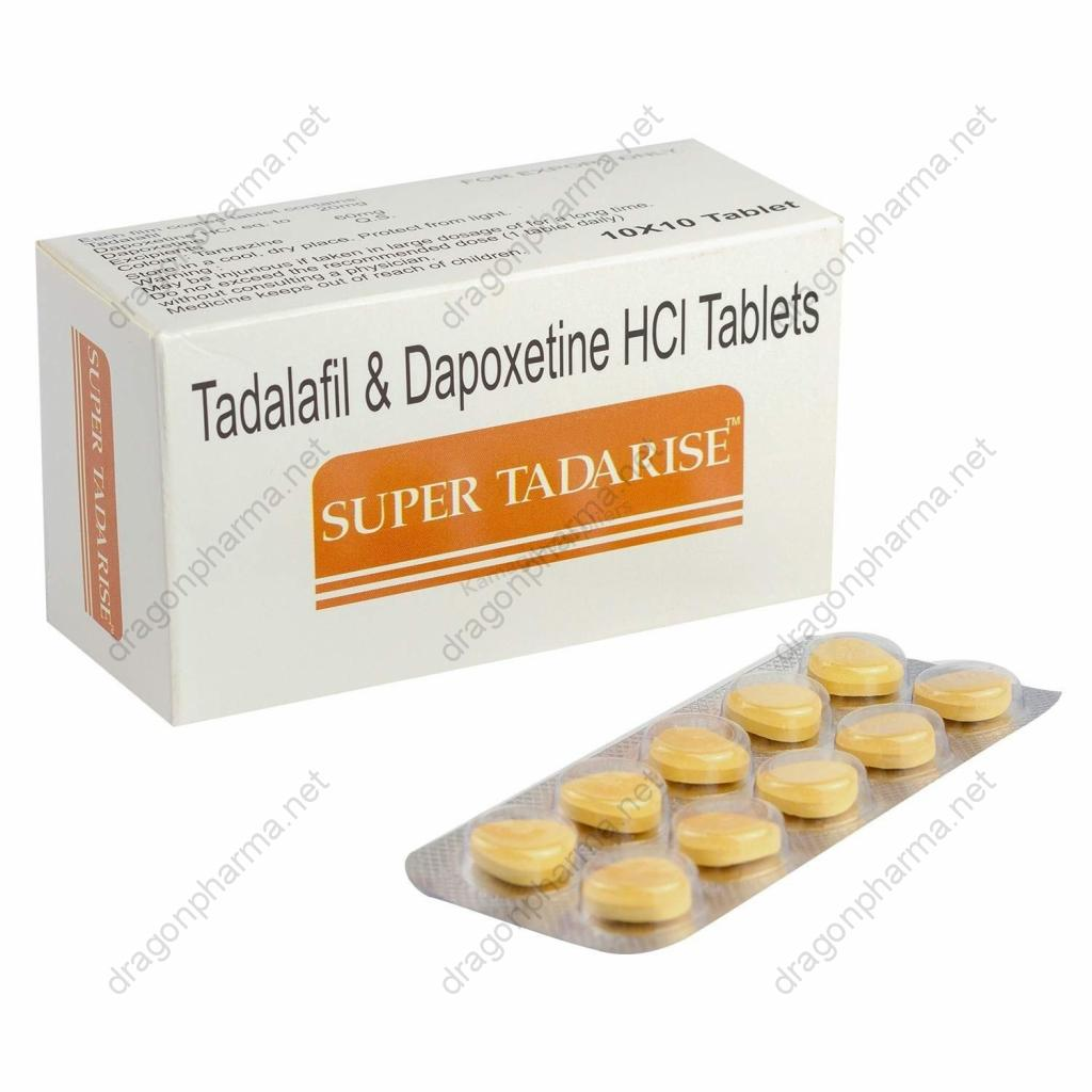 SUPER TADARISE (Sexual Health) for Sale