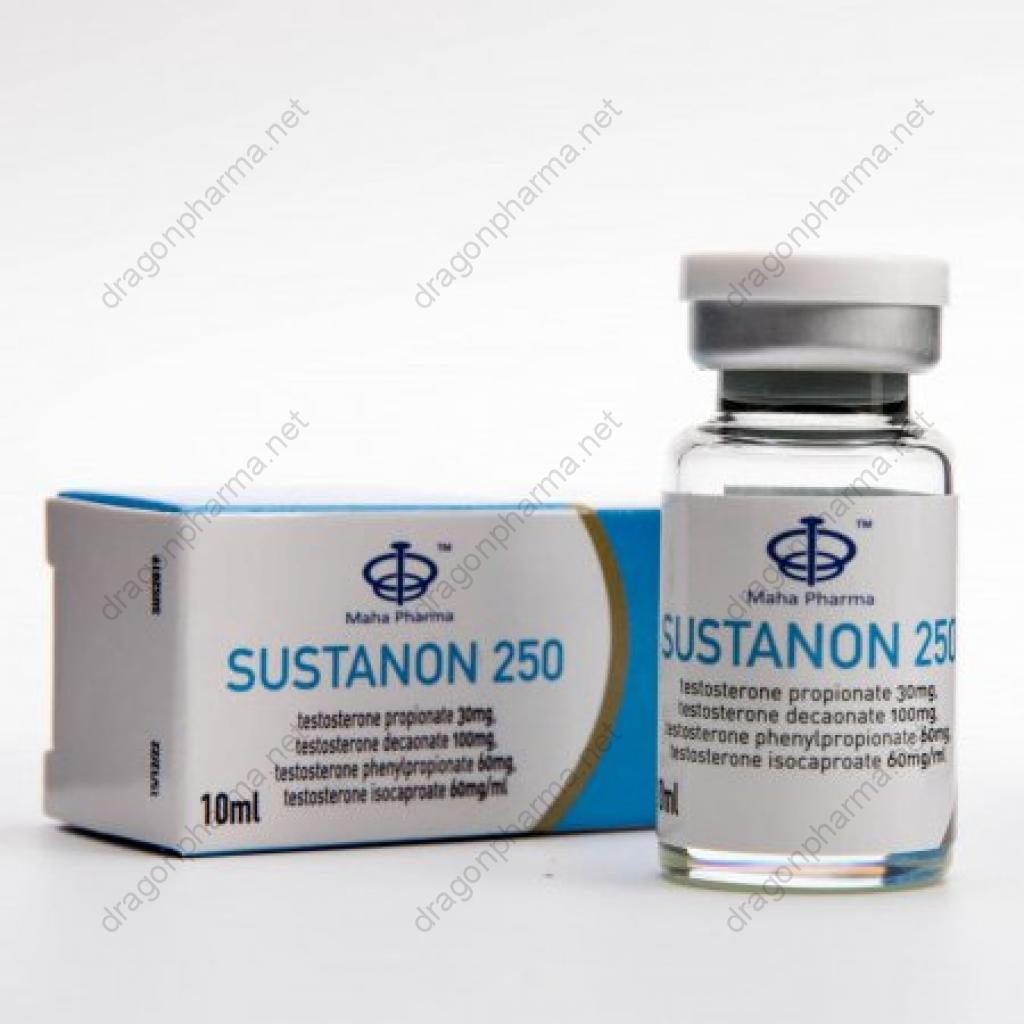 SUSTANON 250 (Maha Pharma) for Sale