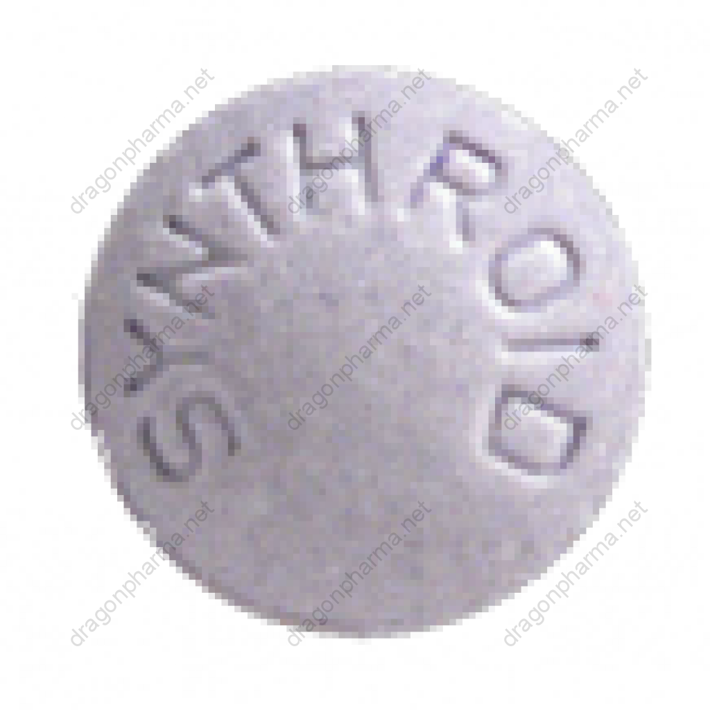 SYNTHROID T4 75 MCG (Generic) for Sale
