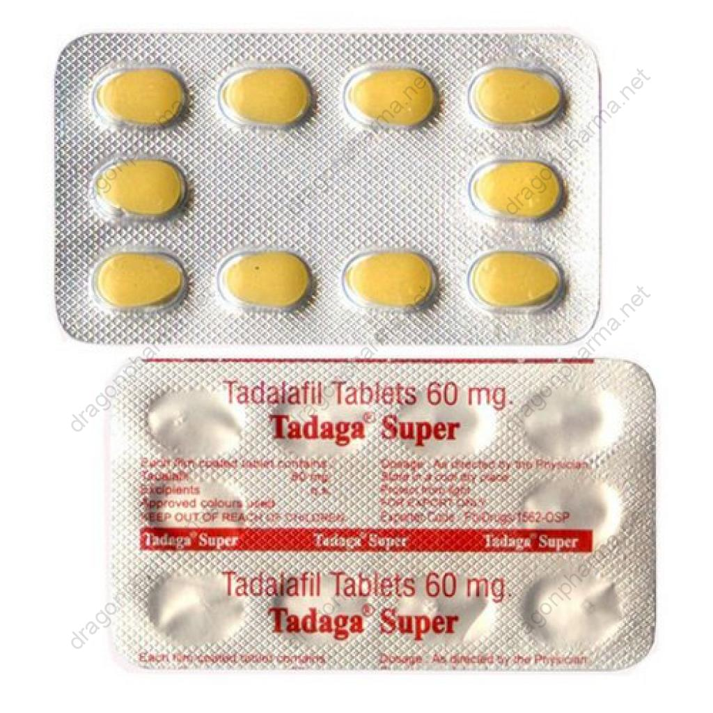 TADAGA SUPER (Sexual Health) for Sale