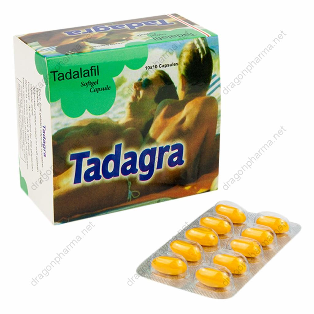 TADAGRA (Sexual Health) for Sale