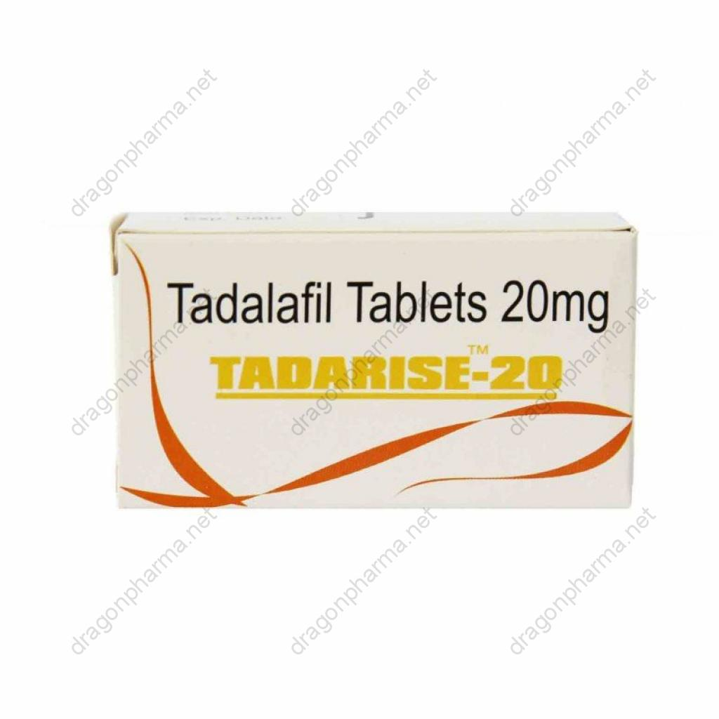 TADARISE-20 (Sexual Health) for Sale