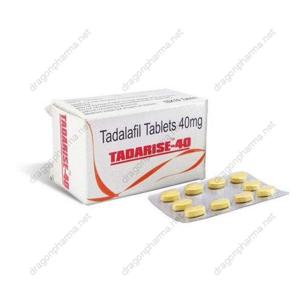 TADARISE-40 (Sexual Health) for Sale