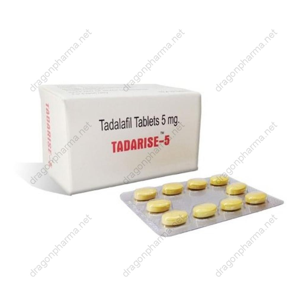 TADARISE-5 (Sexual Health) for Sale