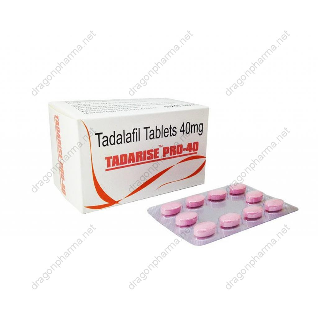 TADARISE PRO-40 (Sexual Health) for Sale