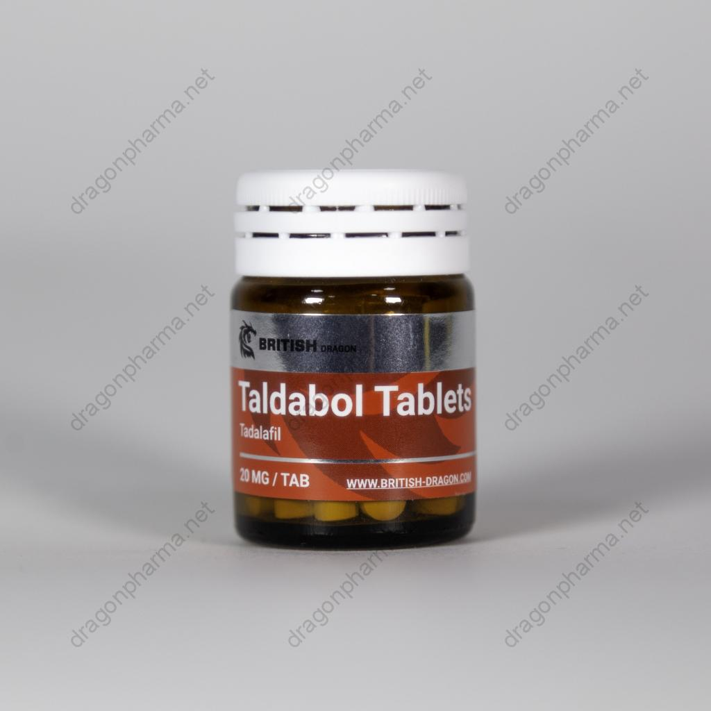 TALDABOL TABLETS (British Dragon Pharma) for Sale