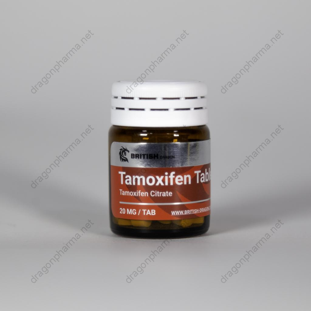 TAMOXIFEN TABLETS (British Dragon Pharma) for Sale