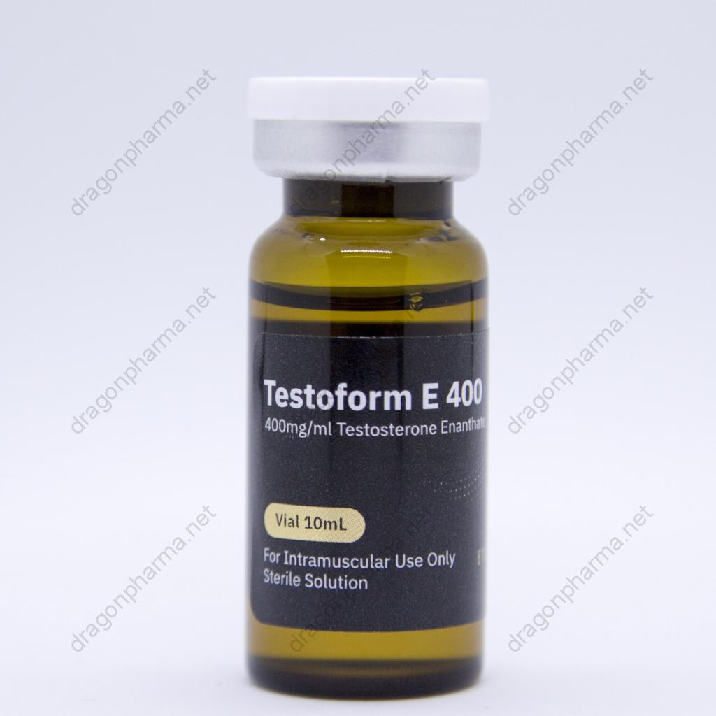 TESTOFORM E 400 (Eternuss Pharma (Domestic)) for Sale