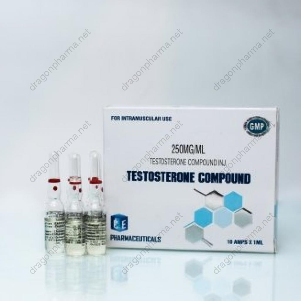 TESTOSTERONE COMPOUND (Ice Pharmaceuticals) for Sale