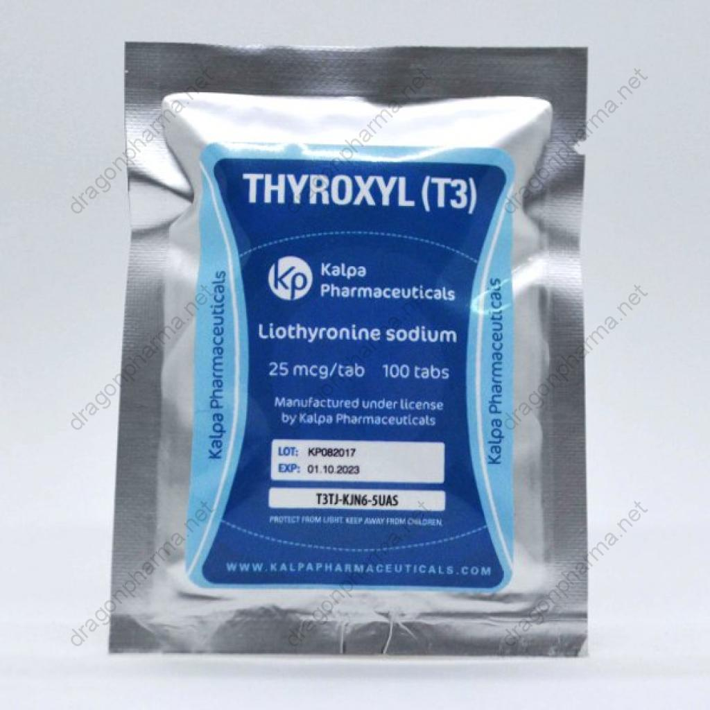THYROXYL (T3) (Kalpa Pharmaceuticals) for Sale